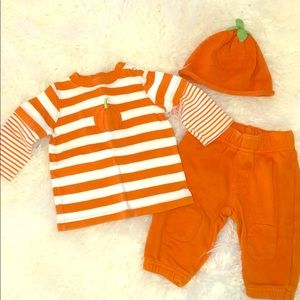 Baby boy fall outfit